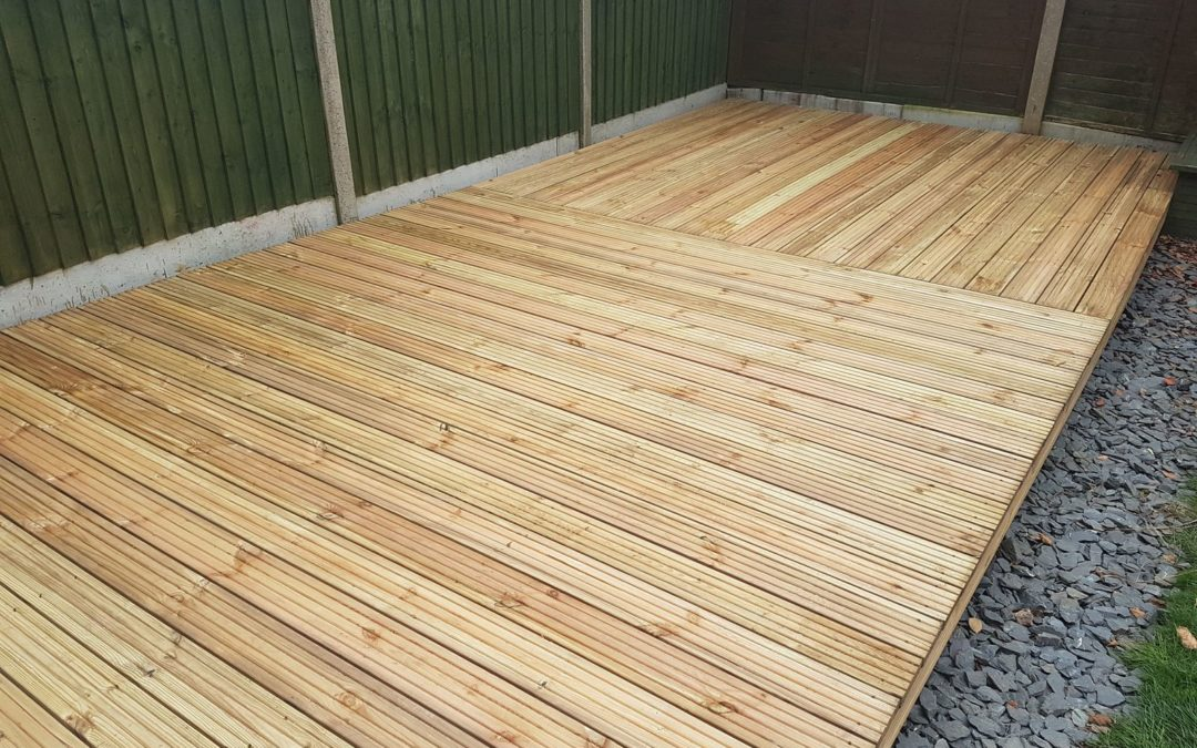 Decking Nuneaton