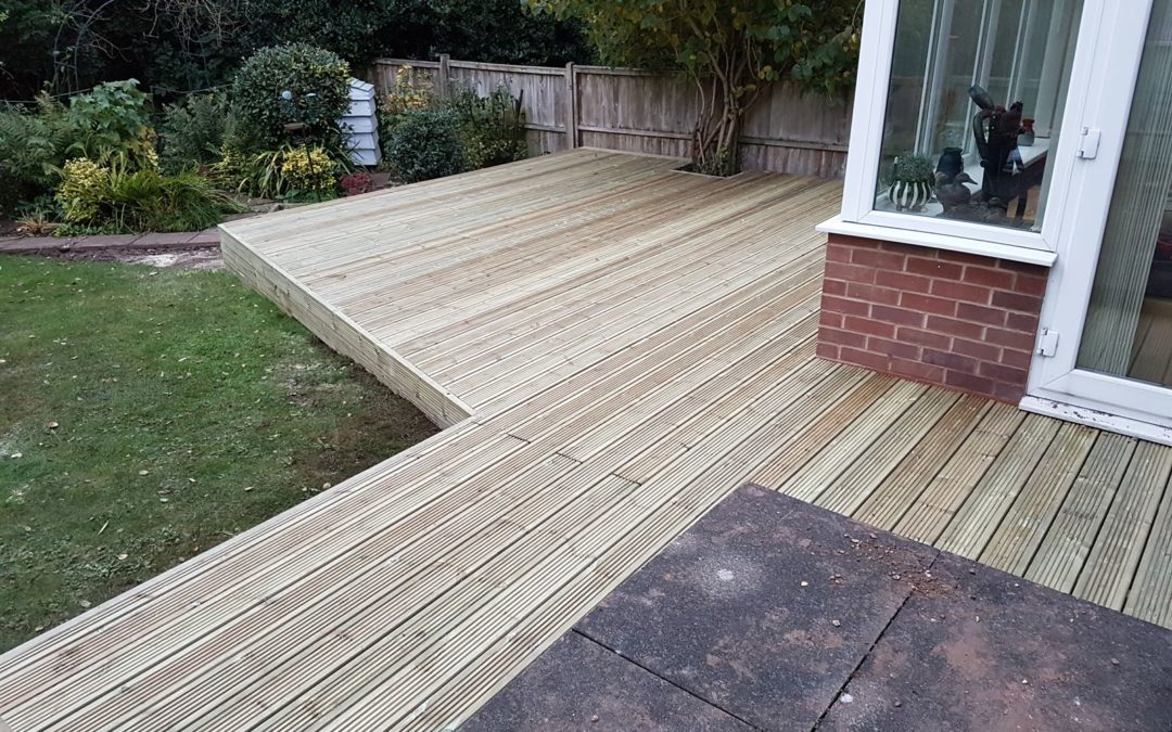 Decking walsgrave