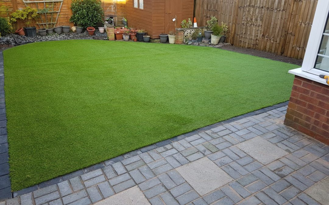 Artificial lawn Walsgrave