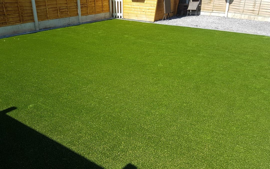Artificial lawn Nuneaton