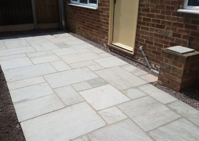 Patio Barford